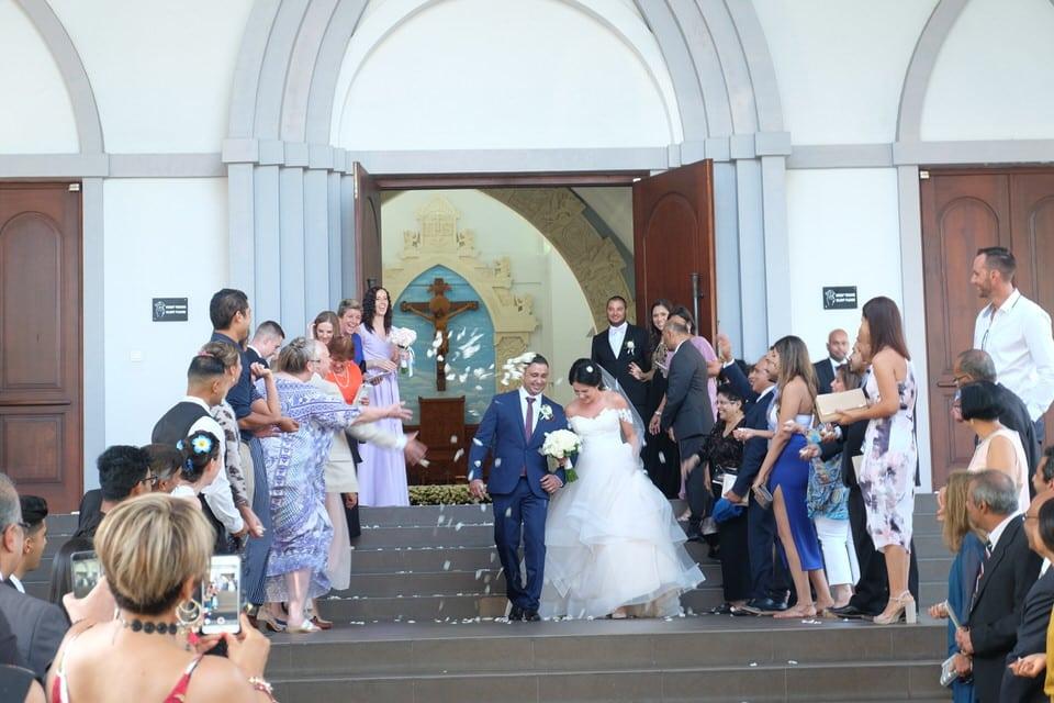 Inga and Marc Wedding at Grand Hyatt, Nusa Dua, Bali